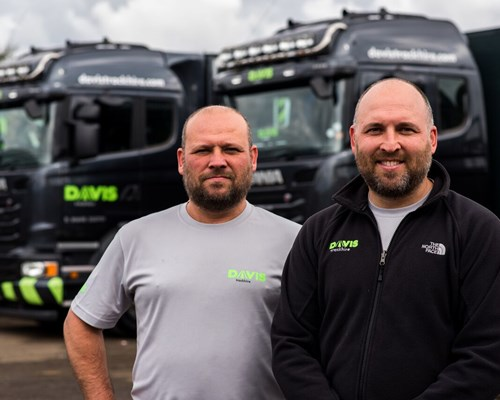 Davis trackhire owners